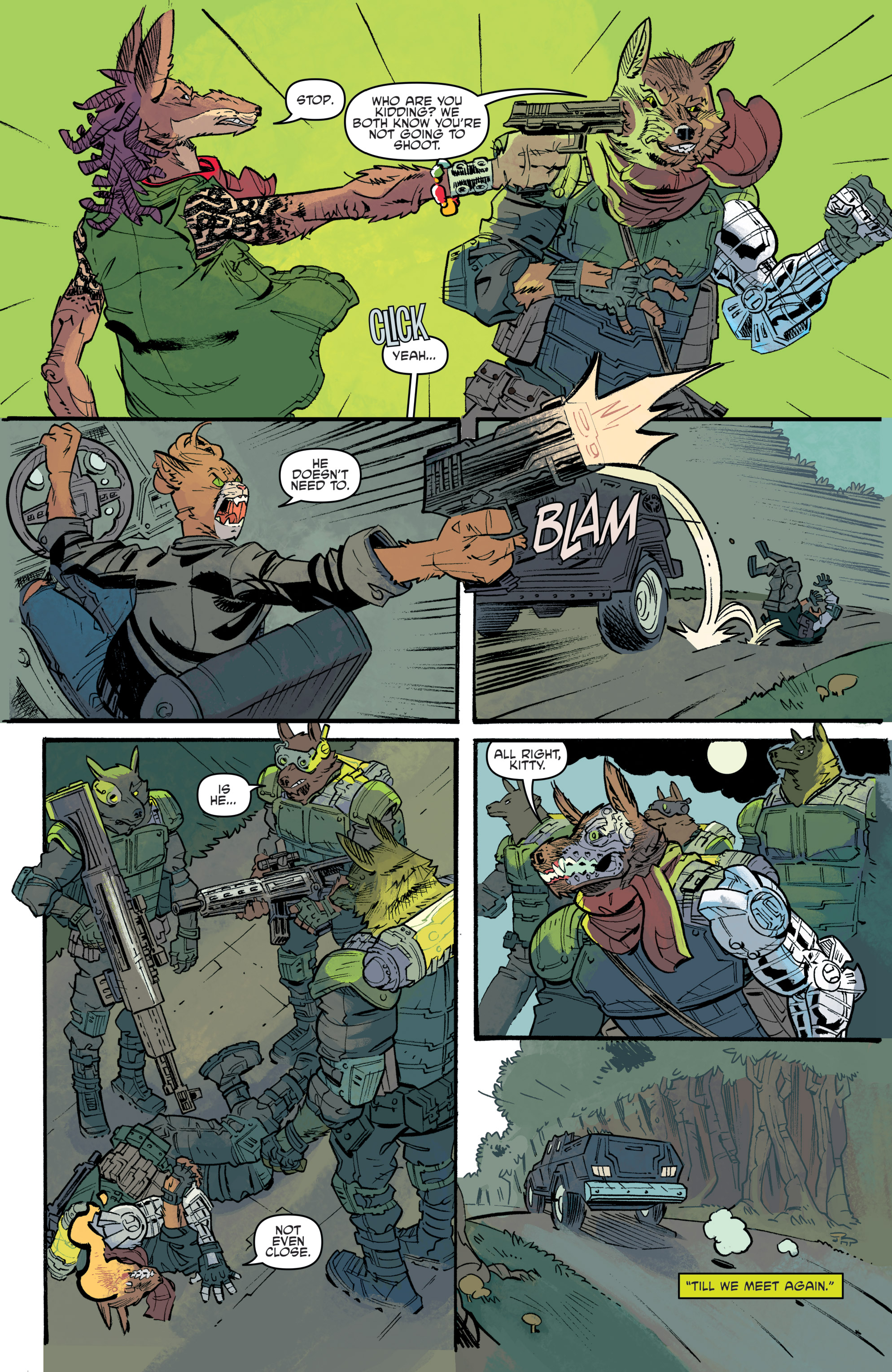 Read online Teenage Mutant Ninja Turtles Universe comic -  Issue #11 - 24