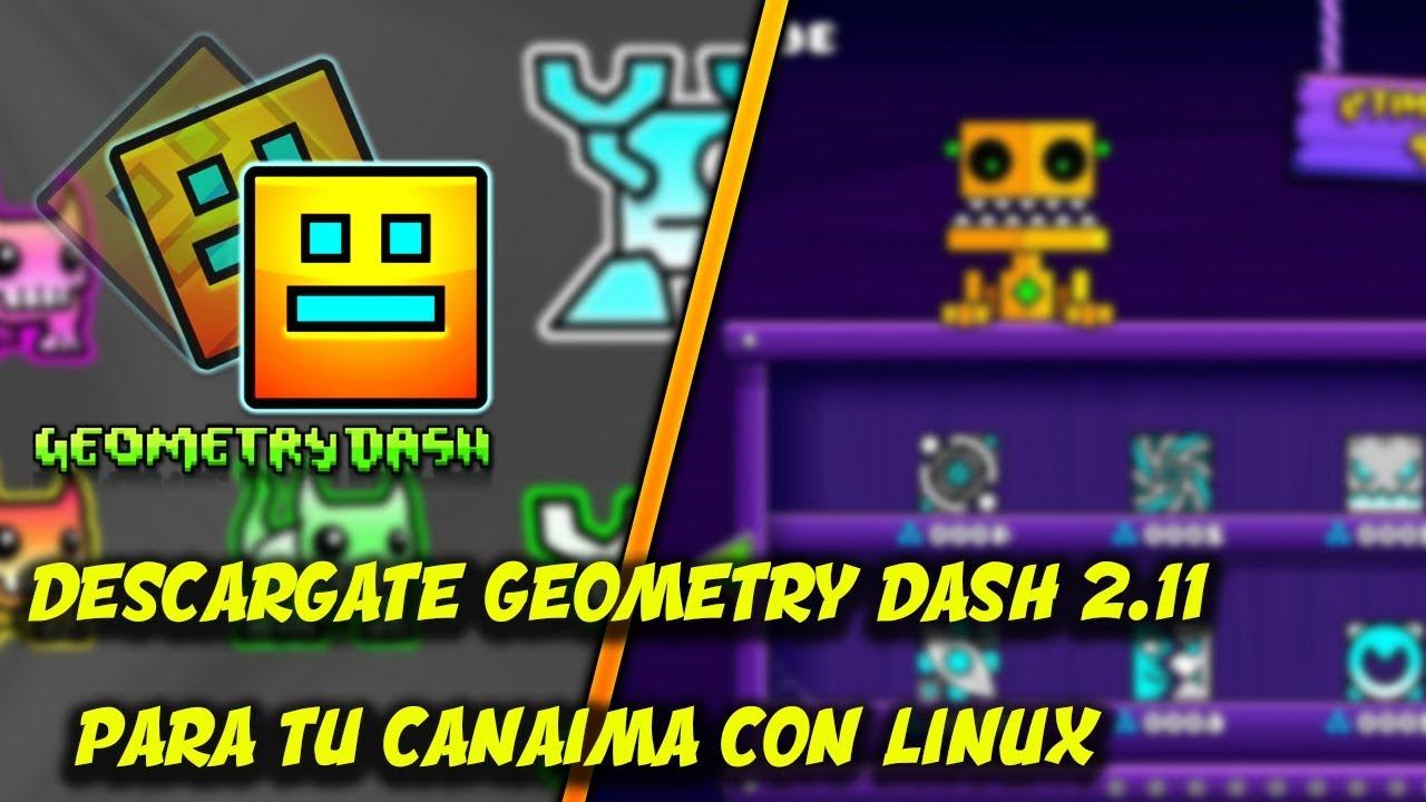 descargar geometry dash full version 2.11