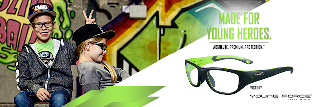 Made for young heroes