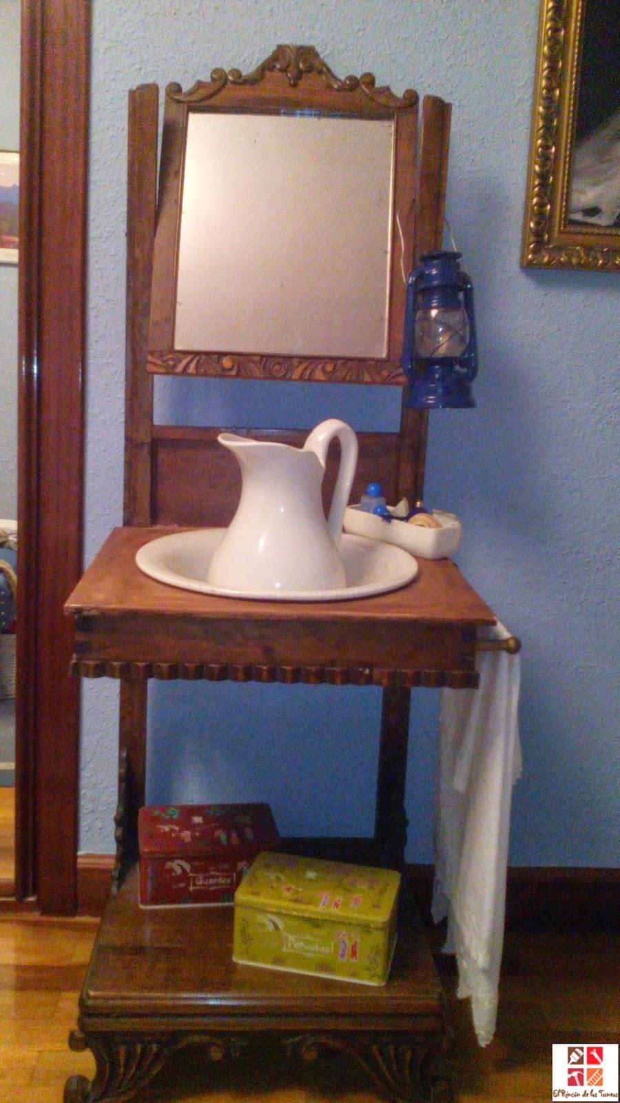 El rinc n de los tuneos te puedo ayudar el lavabo de la - Tratar la carcoma ...
