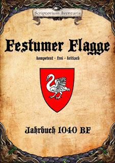 FESTUMER FLAGGE JAHRBUCH 1040 BF