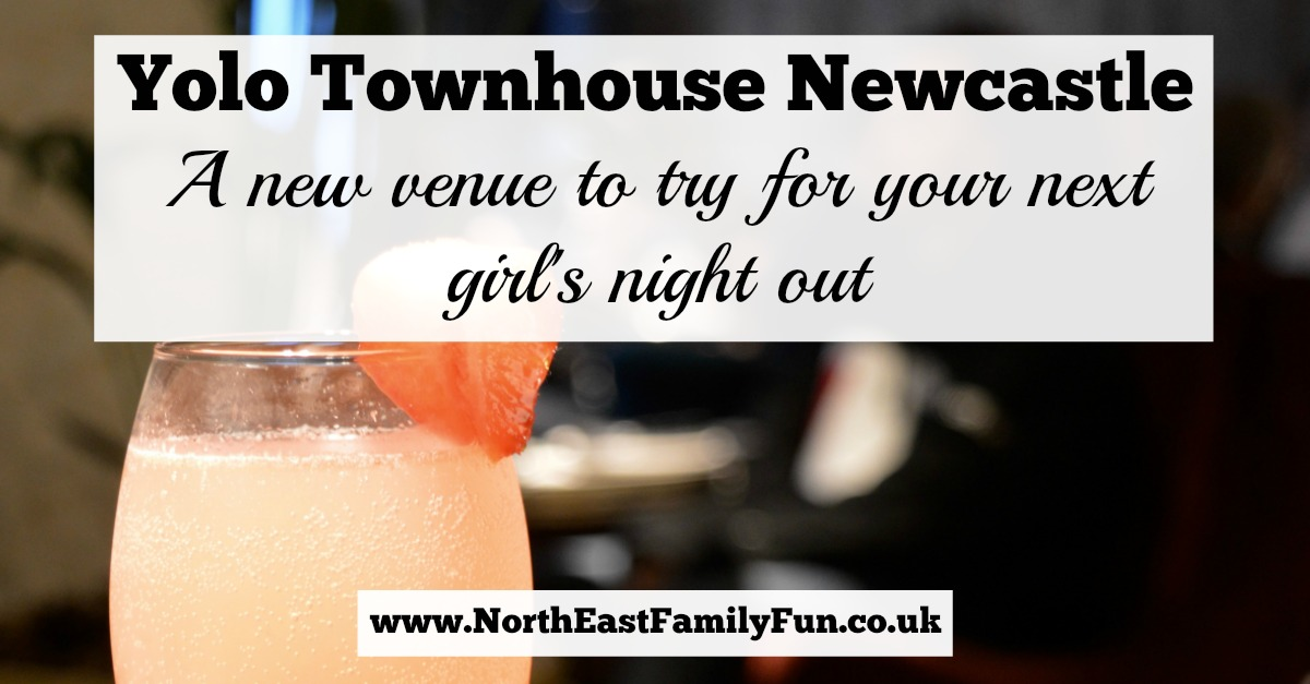 Yolo Townhouse Newcastle | A new venue to try for your next girl's night out