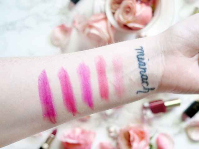 La Vie En Rose   L'oreal's Signature Collection Goes Pink With A Limited Edition Release   Review & Swatches   labellesirene.ca