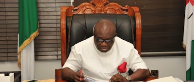 BREAKING NEWS: Court Sacks Governor Ikpeazu of Abia State chiomaandy.com