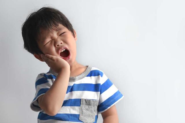 Cara Memilih Obat Sakit Gigi yang Aman Untuk Anak