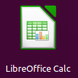 LibreOffice Calc icono