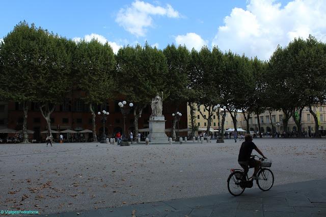 Lucca, Toscana, Italia, blog de viatges