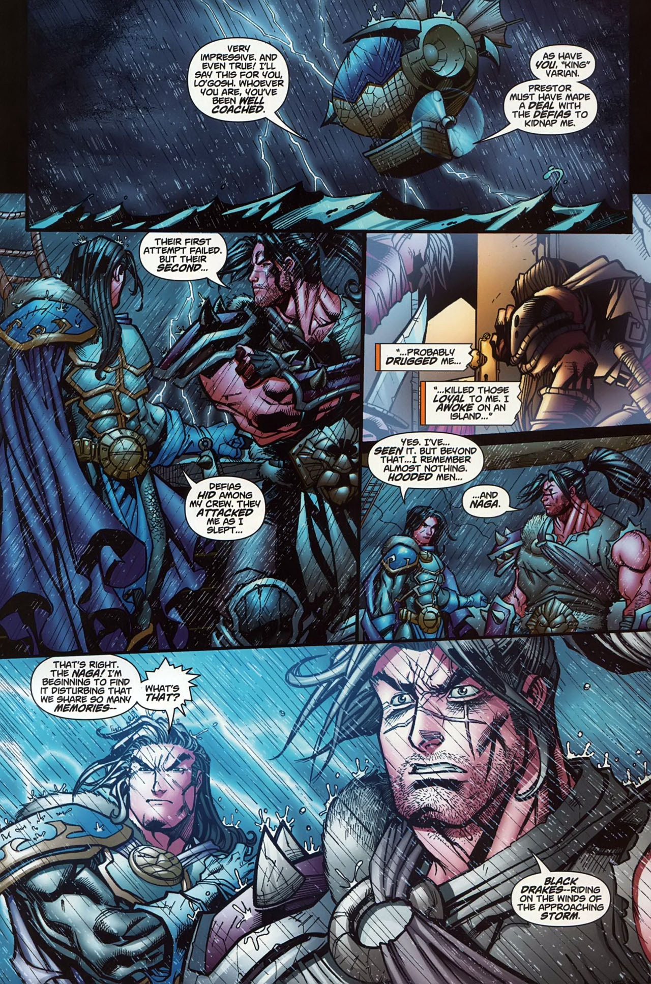 Read online World of Warcraft comic -  Issue #13 - 10