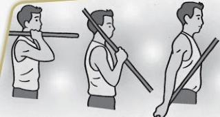 Teknik Dasar Lempar Lembing Membawa Lembing