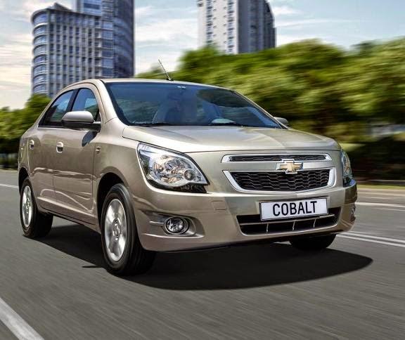 Chevrolet'in küçük sedanlarından biri Cobalt