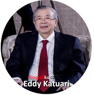 Biografi dan Profil Eddy Katuari & Keluarga - Pengusaha Sukses Pemilik Wings Group