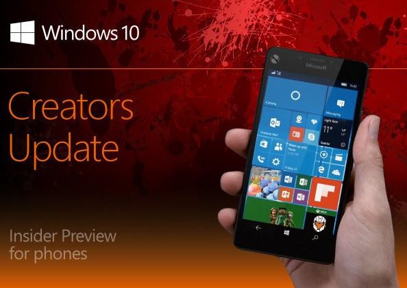 List of Windows 10 Mobile Smartphones Receiving the Windows 10 Creators Update