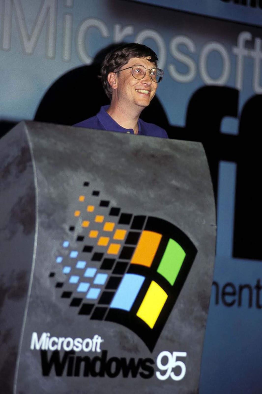 Windows 95 launch%2B%252810%2529 - Relembre a enorme histeria do lançamento do Windows 95 em 1995