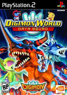 Digimon World Data Squad (USA) PS2 ISO - PSP ISOs EmuparadiseAds