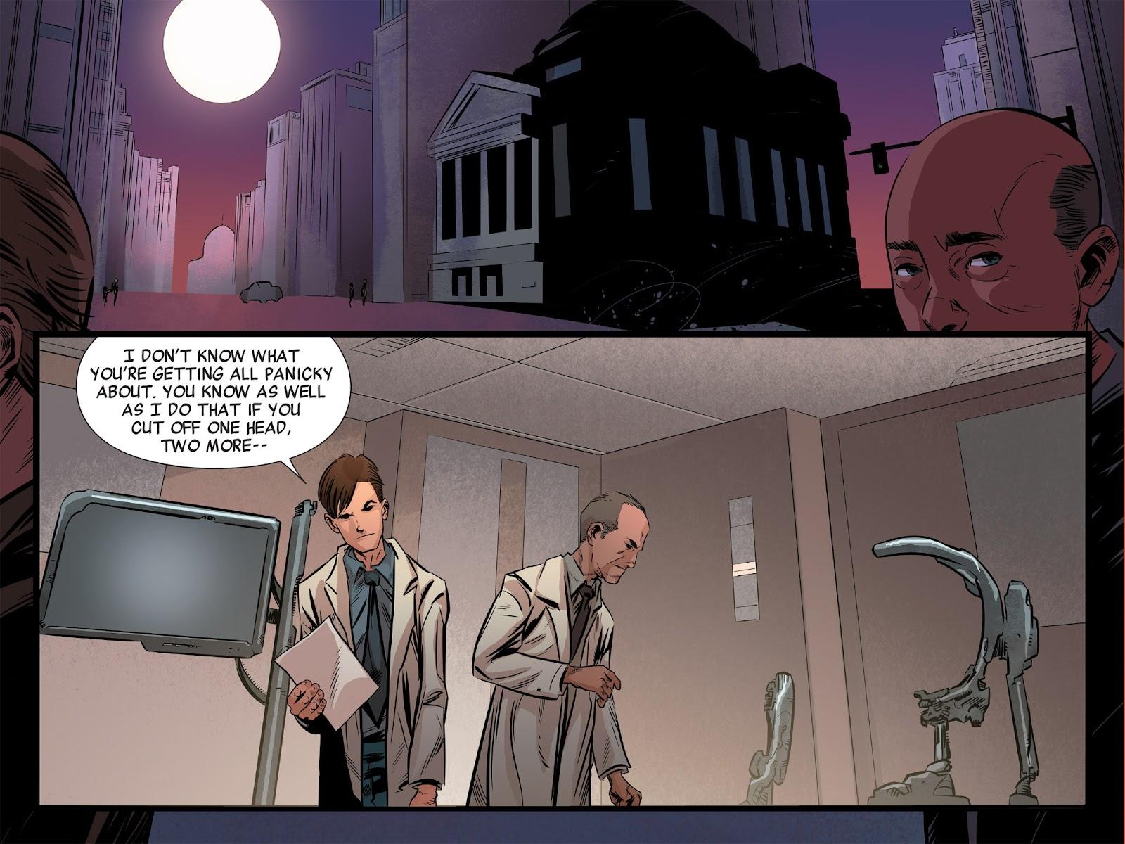 Read online Captain America: Civil War Prelude (Infinite Comics) comic -  Issue # Full - 26