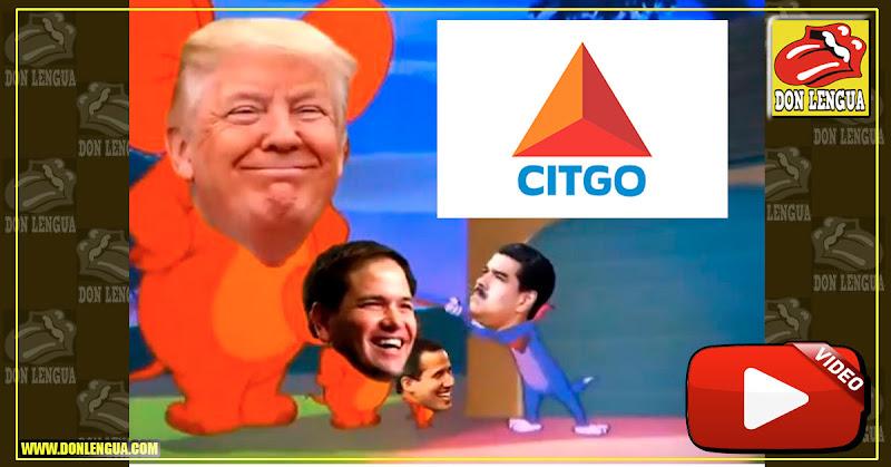 Maduro se retuerce : Guaidó nombrará a los 4 principales ejecutivos de CITGO