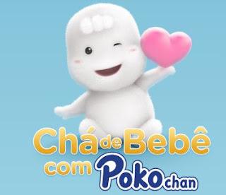 Chá de Bebê com Poko-Chan  Blog Top da Promoção. www.topdapromocao.com.br @topdapromocao #topdapromocao Fraldas MamyPoko
