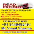 Lorry-Truck Transport And Logistics Service In Bangalore to Chennai