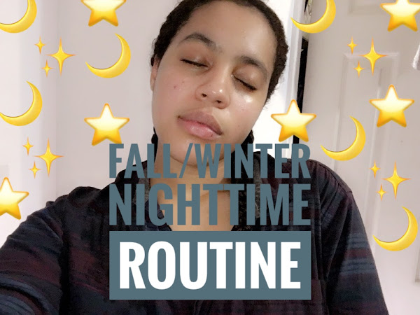 Fall/Winter Nighttime Skincare Routine