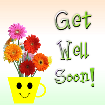 HD Get Well Soon Images for Whatsapp and Facebook
