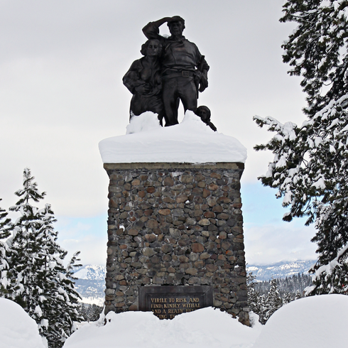 Donner Lake California Donner Party