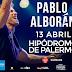 Pablo Alborán brindará un show en el Hipódromo de Palermo
