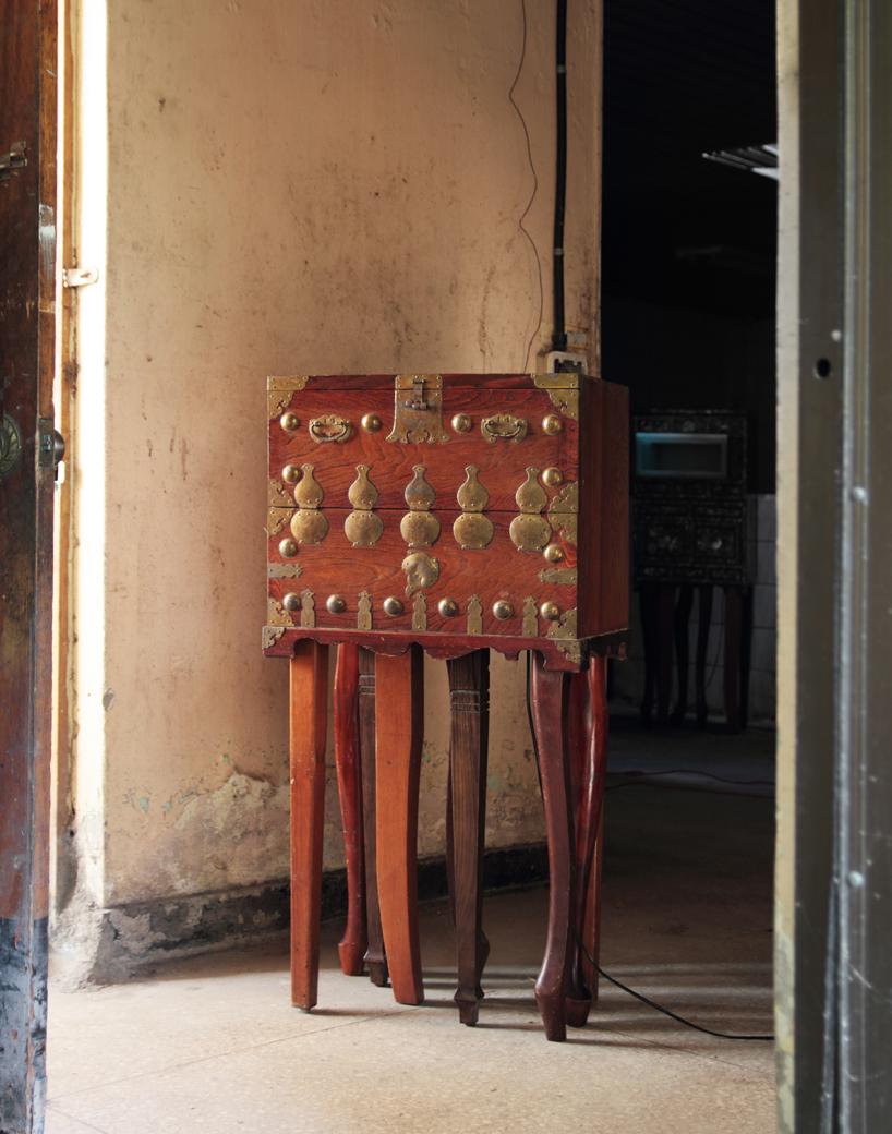 The Style Examiner: Hybrid Korean Furniture Design By Maezm