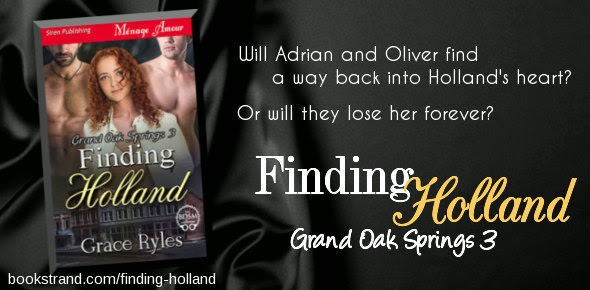 Finding Holland by Grace Ryles