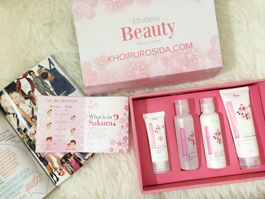 Look At Me: Unboxing and mini review - Fanbo Precious White Skincare