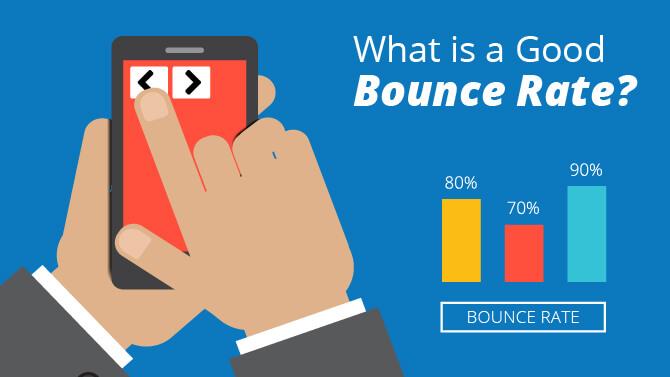 Bounce Rate - Tỷ lệ bỏ trang và tầm quan trọng của nó với blog/website