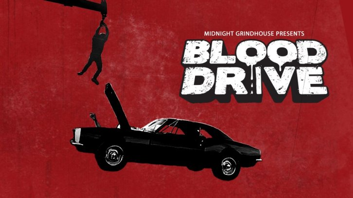 Blood Drive - Promos + Key Art *Updated*