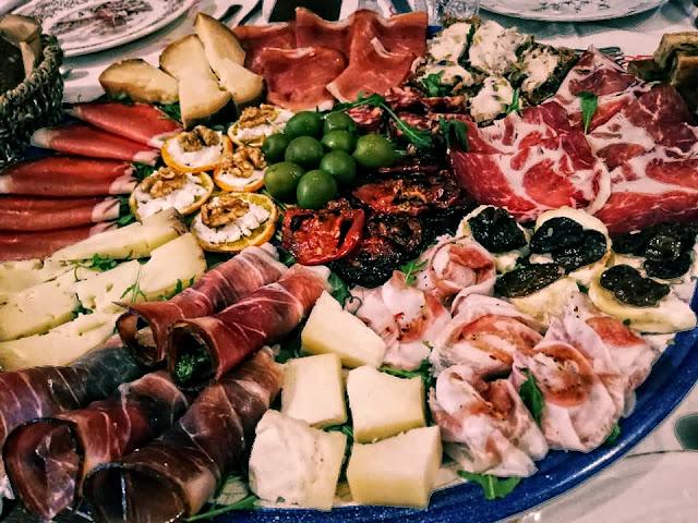 Gastronomia aperitivo da Sciardac