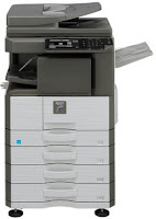 Sharp MX-M315NV Driver and Software Printer