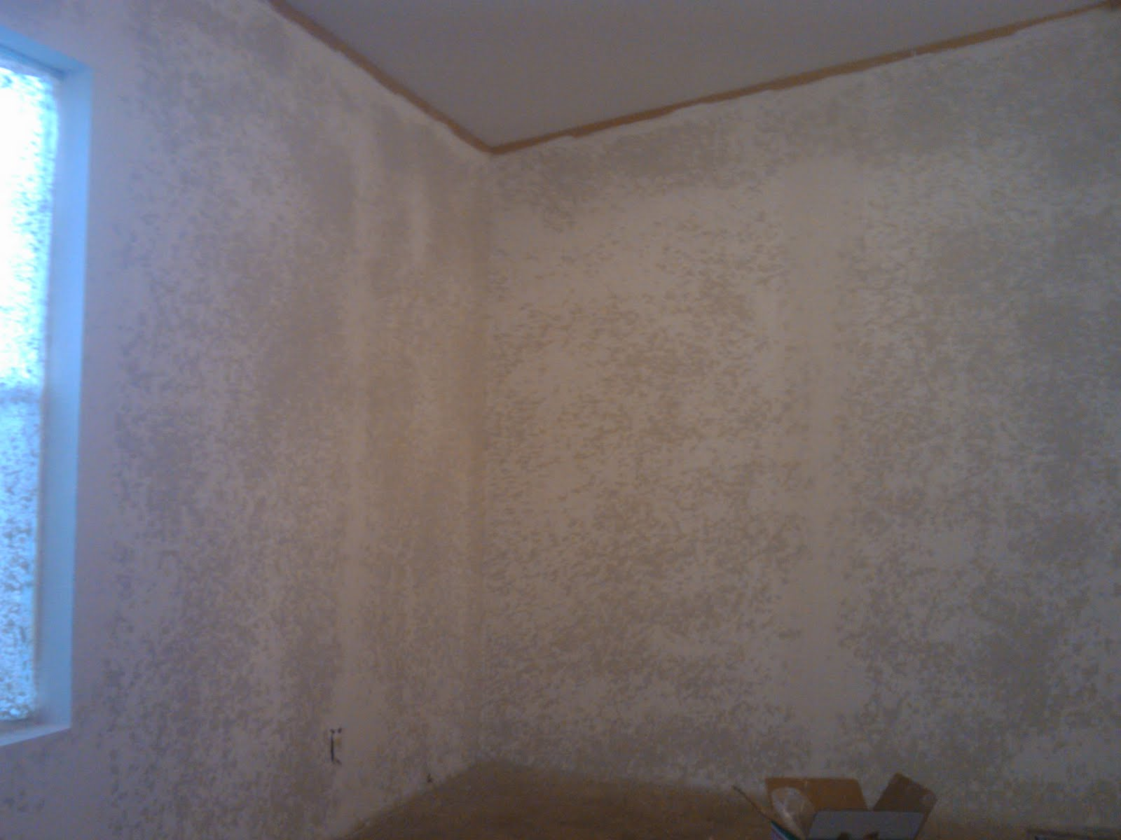 Painting Trailer Walls