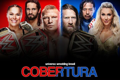"Cobertura: WWE PPV Survivor Series 2018 - ""The biggest supremacy of RAW"""