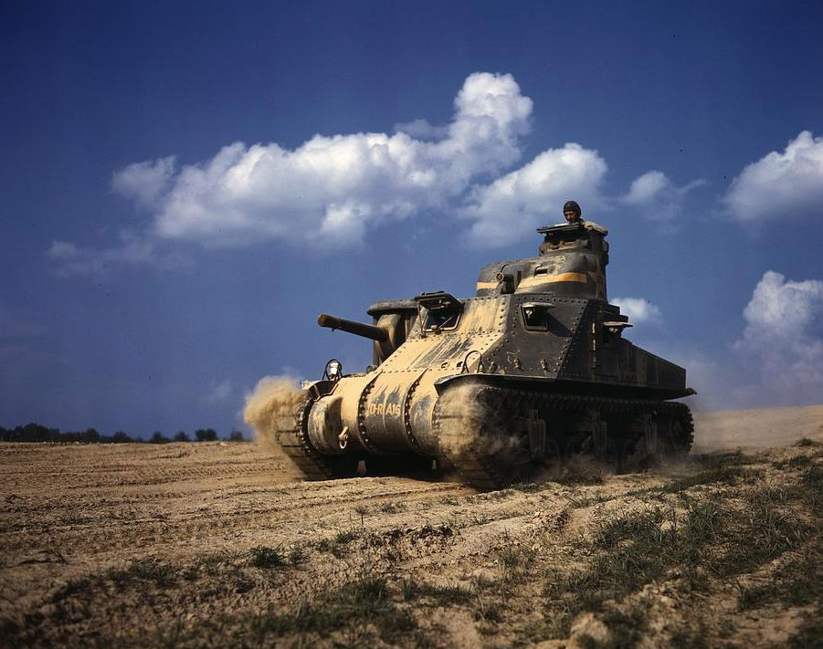 14 Stunning Color Photographs That Show American Soldiers ...