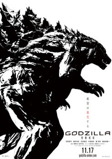 Film Anime 'Godzilla: Planet of the Monsters' Tampilkan Video Teaser Pertama