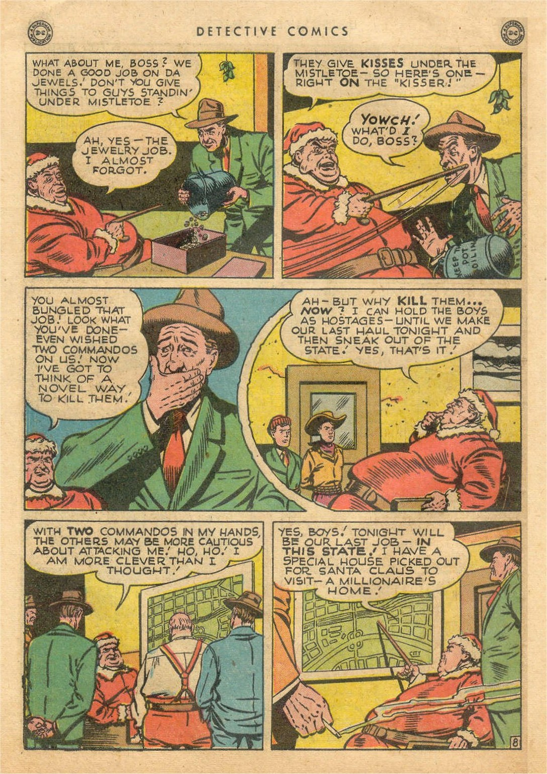 Read online Detective Comics (1937) comic -  Issue #132 - 44