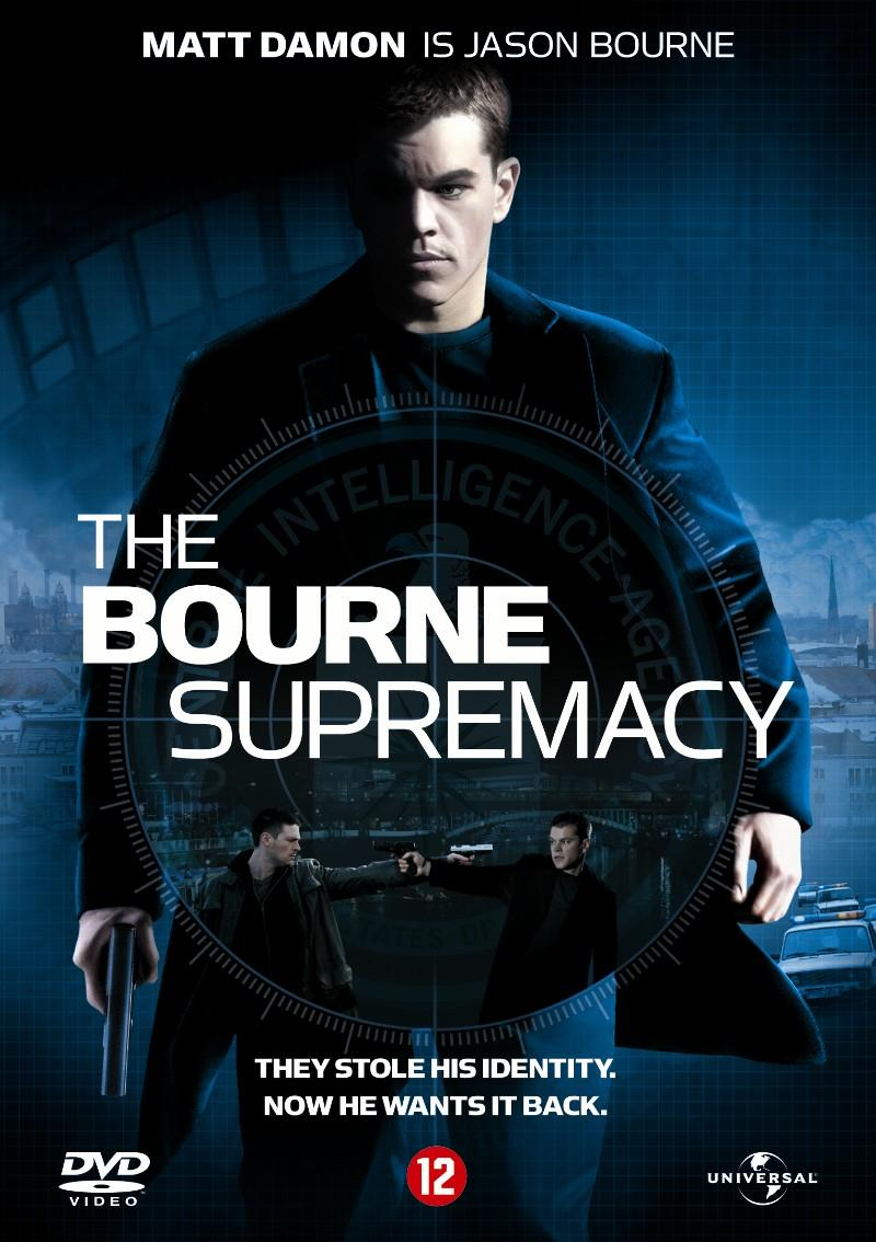 The Bourne Supremacy (2004) ταινιες online seires oipeirates greek subs