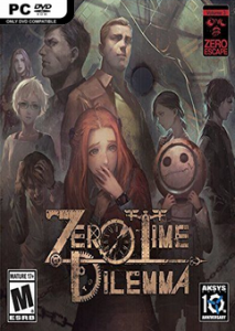 Download Zero Escape Zero Time Dilemma PC 100% Working Full Crack