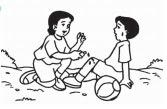 pada mata pelajaran Pendidikan Kewarganegaraan  Soal PKn Kelas 2 Bab 1 – Hidup Rukun