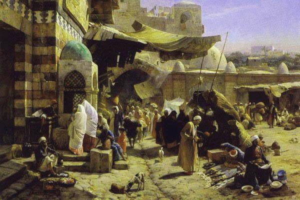 Kondisi Ekonomi Masyarakat Makkah Sebelum Islam intinebelajar