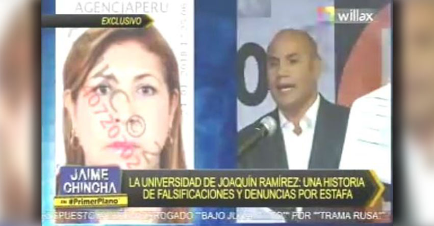 Conoce la historia detrás de la universidad de Joaquín Ramírez, exfinancista de Keiko Fujimori