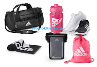Logo Kellogg's ''Powering you. Fai sport con Adidas'' e vinci Kit Workout, Training Adidas, e non solo!