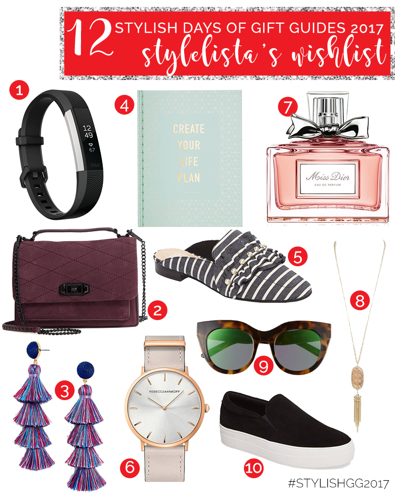 12 Stylish Days of Gift Guides: Stylelista's Wishlist