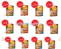 Logo Buoni sconto Pizza Catarì: stampa i 12 coupon