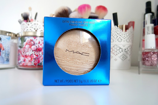 Revue #27 : Mon nouveau joujou : L'Highlighter Oh Darling Magic of the Night Mac Cosmetics