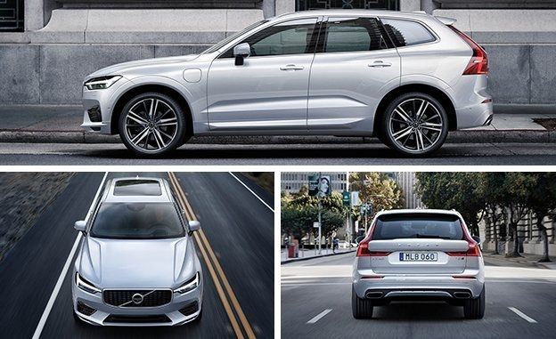 Volvo XC60 feature and saftey