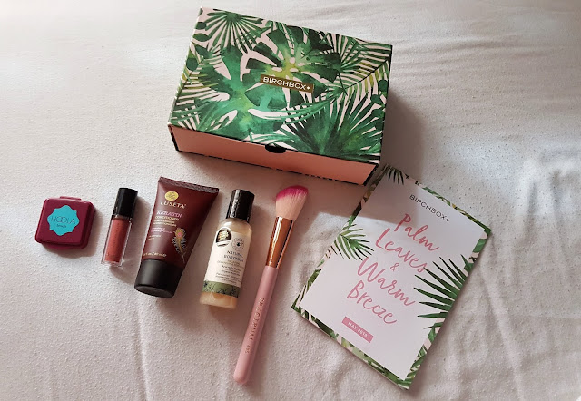 New Beauty Box Subscription: Birchbox April & May 2018 + Free Gift