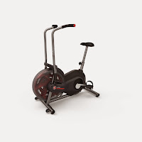 Schwinn AD2 Airdyne Exercise Bike, review features compared with AD6 and AD Pro air fan bikes